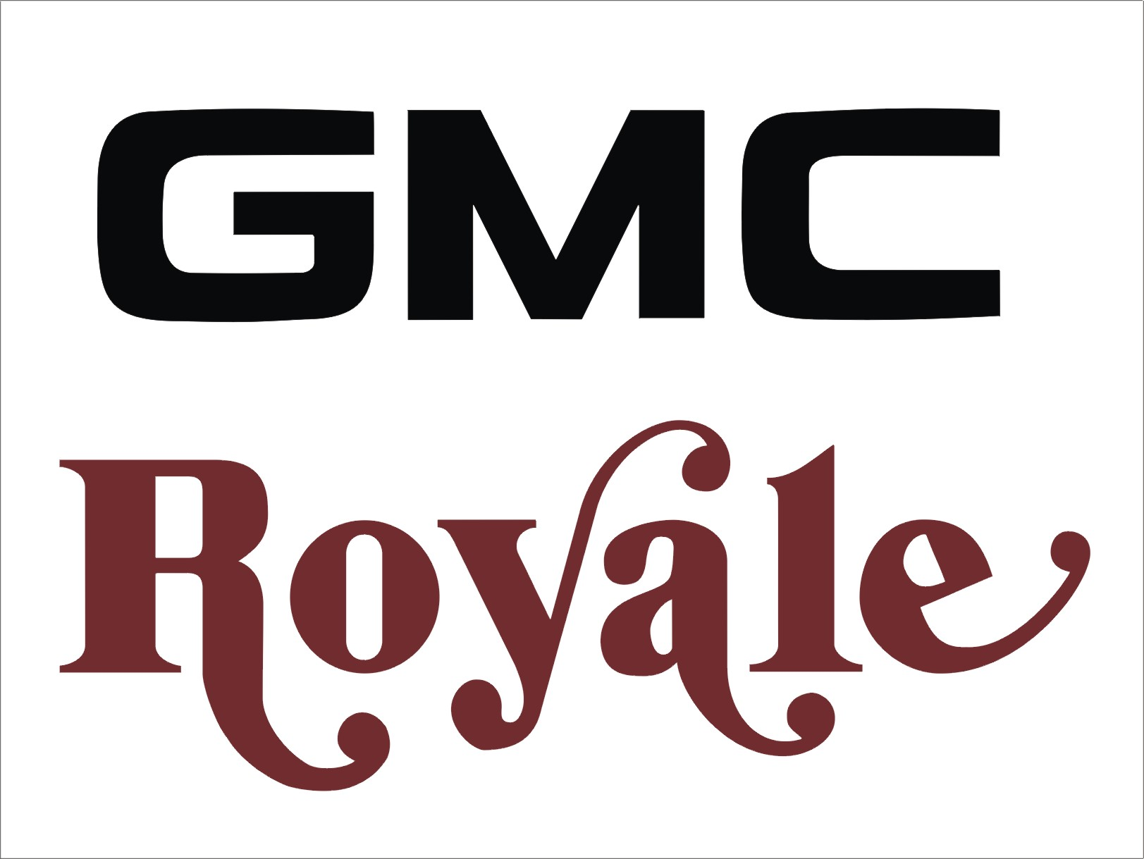 Gmc Motorhome Parts >> GMC Motorhome Logos : DL Design.com