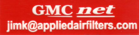 GMC Net Name Tag
